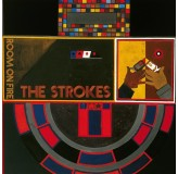 Strokes Room On Fire Coloured Vinyl LP