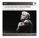 Leonard Bernstein Conducts Mahler CD12