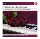 Alicia De Larrocha Plays Mozart CD6
