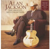 Alan Jackson Greatest Hits Collection LP2