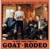 Yo-Yo Ma Not Our First Goat Rodeo CD
