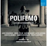 Dorothee Oberlinger Ensemble 1700 Bononcini Polifemo CD2