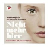 Maarten Engeltjes Nicht Mehr Hier Music By J.s. Bach, Buxtehude, J.c. Bach CD