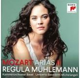Regula Muhlemann Mozart Arias Ii CD