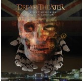 Dream Theater Distant Memories Live In London LP4+CD3