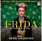 Soundtrack Frida Viva La Vida Limited Edition Music By Remo Anzovino LP2