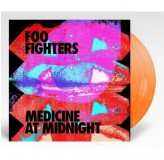 Foo Fighters Medicine At Midnight Orange Vinyl LP