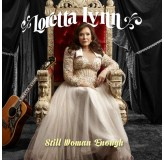 Loretta Lynn Still Woman Enough CD