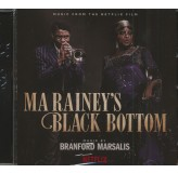 Soundtrack Ma Raineys Black Bottom Music By Branford Marsalis CD