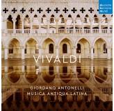 Giordano Antonelli Musica Antiqua Latina Vivaldi CD