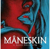 Maneskin Il Ballo Della Vita Blue Vinyl LP