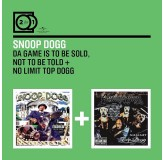 Snoop Dogg Da Game Is To Be Sold,not To Be Told, No Limit Top Dogg CD2