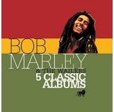 Bob Marley & The Wailers 5 Classic Albums CD5