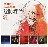 Chick Corea 5 Original Albums CD5