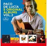 Paco De Lucia 5 Original Albums Vol. 2 CD5