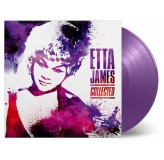 Etta James Collected Colored LP2