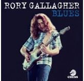 Rory Gallagher Blues Deluxe CD3