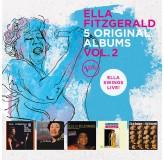 Ella Fitzgerald 5 Original Albums Vol.2 CD5