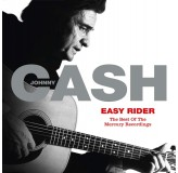 Johnny Cash Easy Rider The Best Of Mercury Recordings LP2