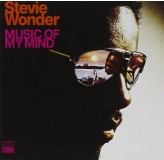 Stevie Wonder Music Of My Mind CD