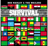Bob Marley & The Wailers Survival Half Speed Mastering LP