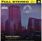 George Russell And His Orchestra New York, N.y. Acoustic Sounds Series LP