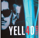 Yello 40 Years Best Of Limited LP2