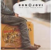 Bon Jovi Bon Jovi This Left Feels Right CD