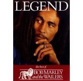 Bob Marley & The Wailers Legend DVD