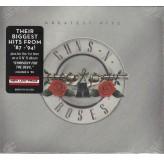 Guns N Roses Greatest Hits CD