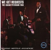 Oscar Peterson Trio We Get Requests Originals CD