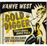 Kanye West Gold Digger CD-SINGLE