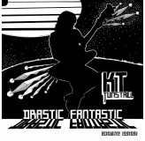 Kt Tunstall Drastic Fantastic Ultimate Edition Coloured Vinyl LP2