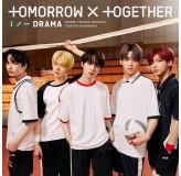 Tomorrow X Together Drama Ltd CD2