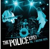 Police Live Vol.1 Boston 1979 Rsd 2021, Blue Vinyil LP2
