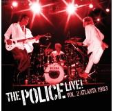 Police Live Vol.2 Atlanta 1983 Rsd 2021, Red Vinyil LP2