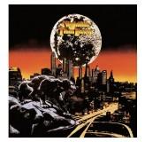 Thin Lizzy Nightlife LP