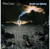 Thin Lizzy Thunder And Lightning LP