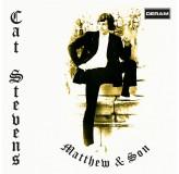 Cat Stevens Matthew & Son Reissue LP