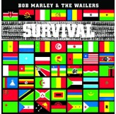 Bob Marley & The Wailers Survival 40Th Anniversary, Color Vinyl LP