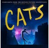 Soundtrack Cats Music By Andrew Lloyd Weber CD