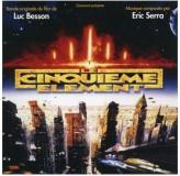 Soundtrack Fifth Element Cinquieme Element CD