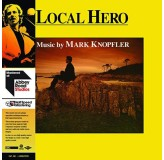 Soundtrack Local Hero Music By Mark Knopfler, Half Speed Mastering LP