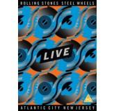 Rolling Stones Steel Wheels Live Atlantic City New Jersey DVD