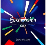Various Artists Eurovision Song Contest 2020 A Tribute To The Artists And Songs CD2