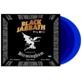 Black Sabbath End - Birmingham 2017 180Gr Blue LP3