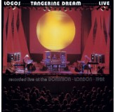 Tangerine Dream Logos Live 1982 2020 Remaster CD