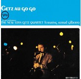 Stan Getz Quartet Getz Au Go Go Originals CD