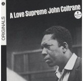 John Coltrane A Love Supreme Originals CD