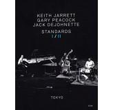 Keith Jarrett Trio Standards I/ii Tokyo 85/86 DVD2